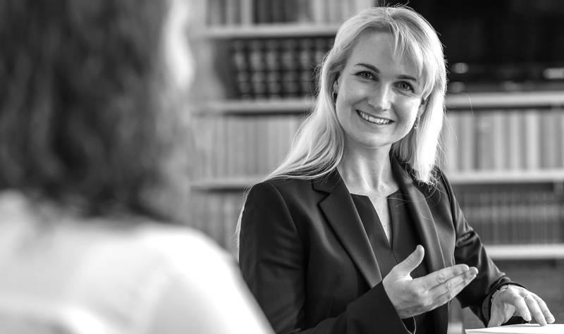 Dr. Sylvia Fuchs (geb. Langenhahn), Fachanwältin für Strafrecht