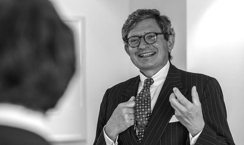 Professor Dr. Ferdinand Gillmeister, Fachanwalt für Strafrecht
